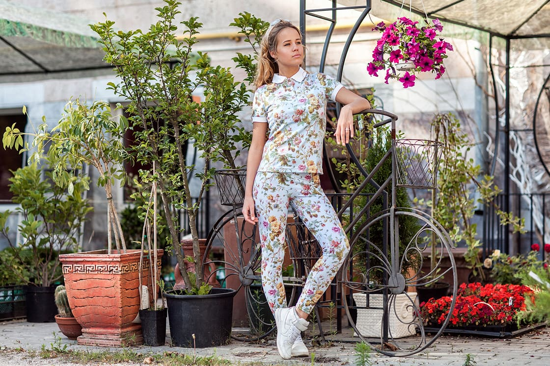 Dijon Rose Leggings
