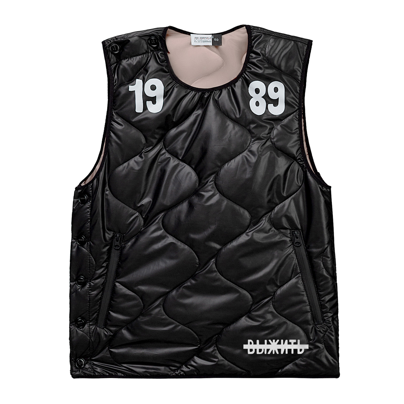 water quilted wool outerwear repellent vest blabk uomo san quilt black shop francisco waterville